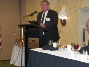 Glenn Fowler, Member of the Year