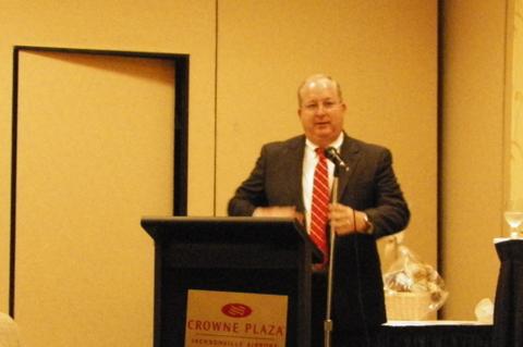 Greg Tison, President