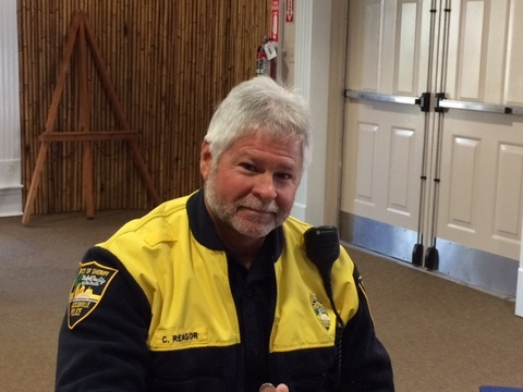 Officer Reagor