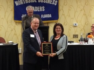 "Northside Business Leaders ""Elected Official of the Year."" Congratulations, City Council President, Lori N. Boyer!"